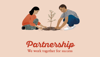 English Language Partners Values posters