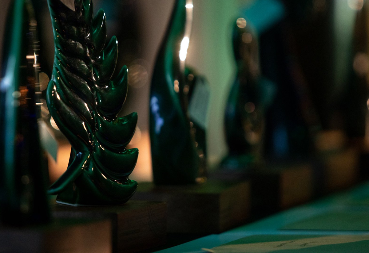 SBN Awards trophies