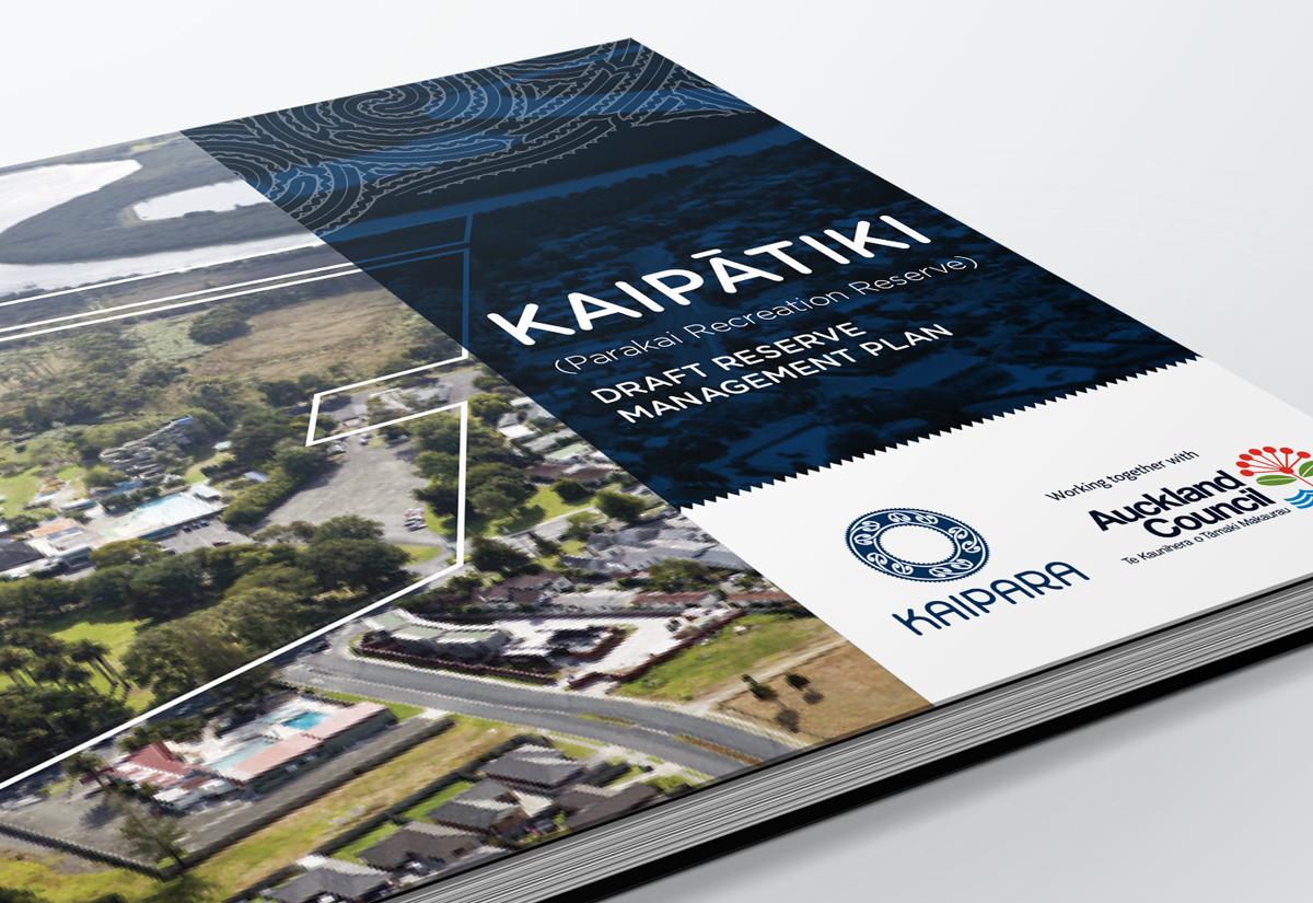 Kaipara Kaipatiki Cover