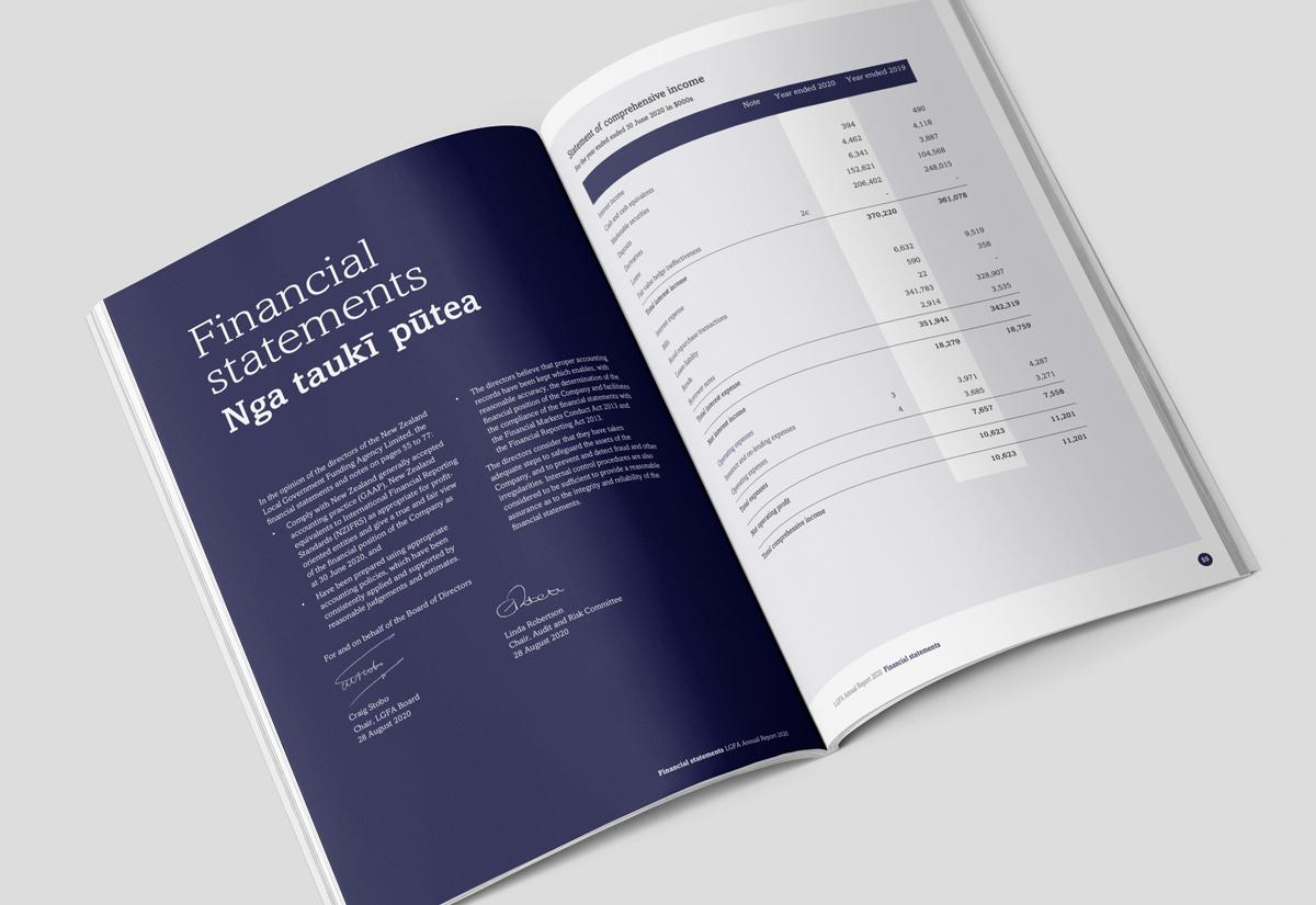 LGFA annual report 2020 spread 3