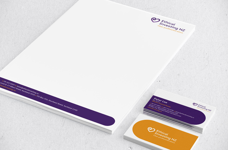 Ethical Investment NZ Stationery