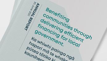 LGFA annual report 2021